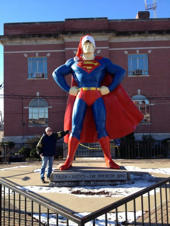 Home Of Superman