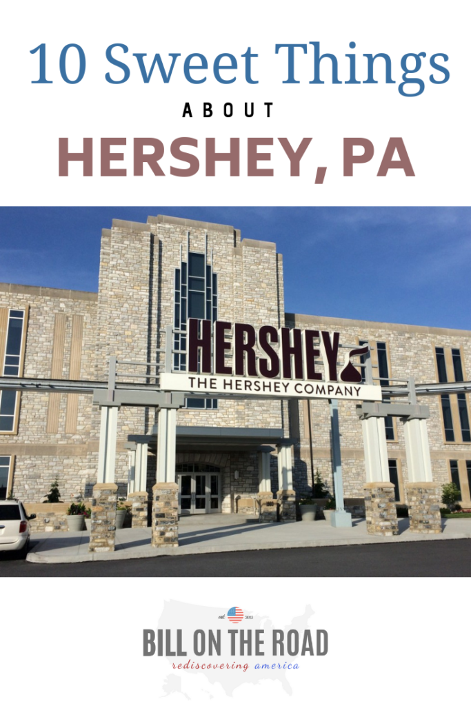 What to do in Hershey