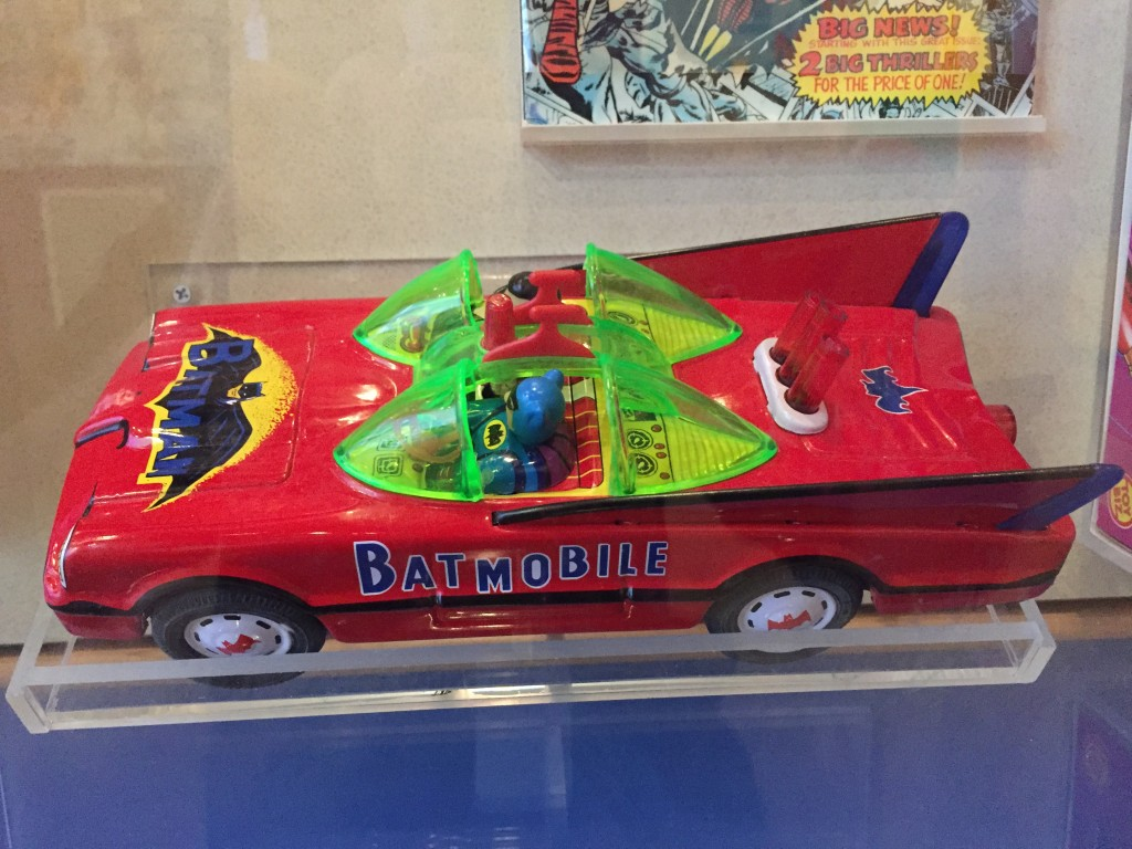Batmobile Museum Of Play