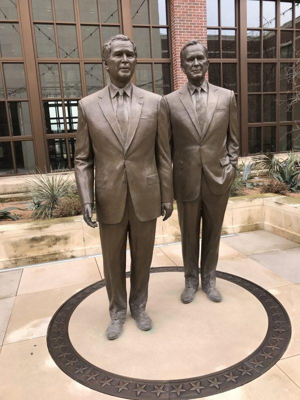 A Texas Presidential Road Trip