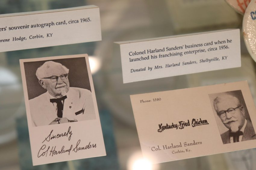 KFC Museum Corbin