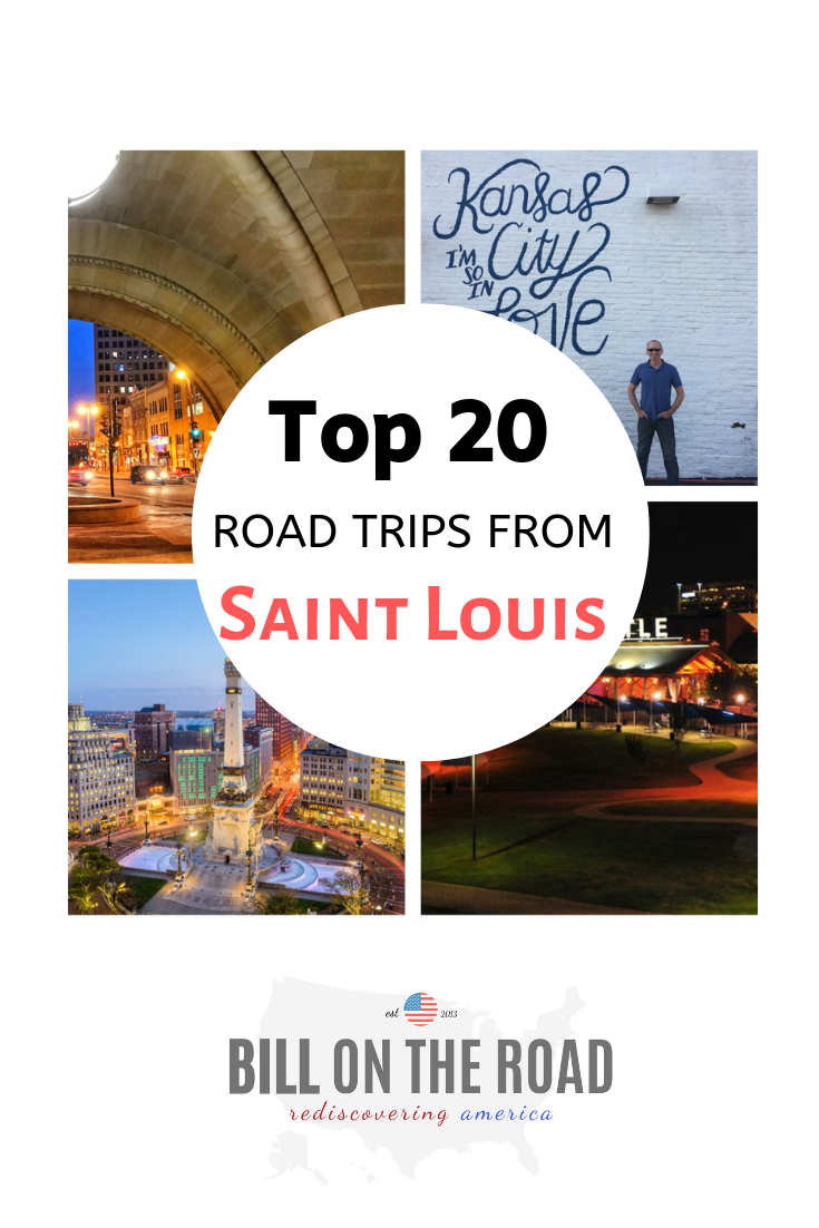 Pinterest - Top 10 Road Trips From Saint Louis