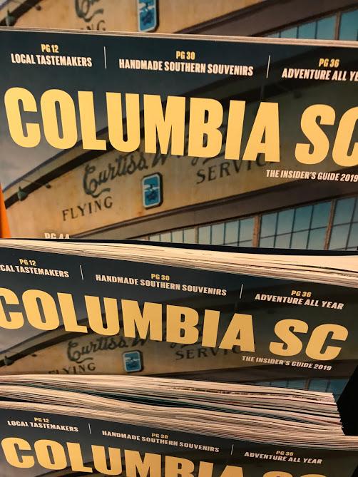 Columbia SC magazine