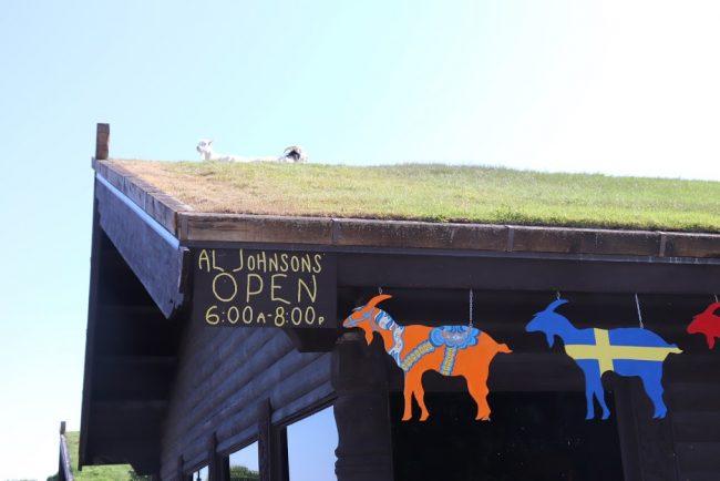 Al Johnson's Door County