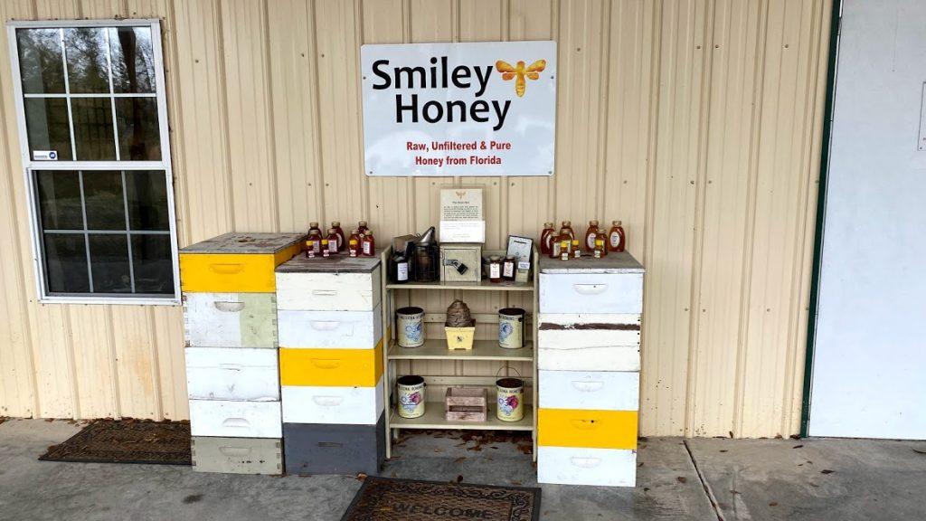Smiley Honey Florida